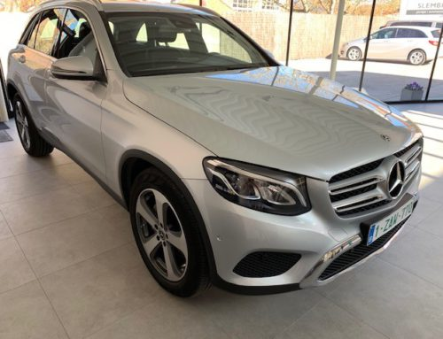 Mercedes GLC 220 D 4 Matic