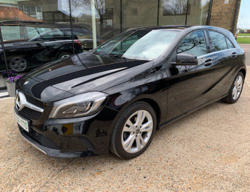 Mercedes A Diesel