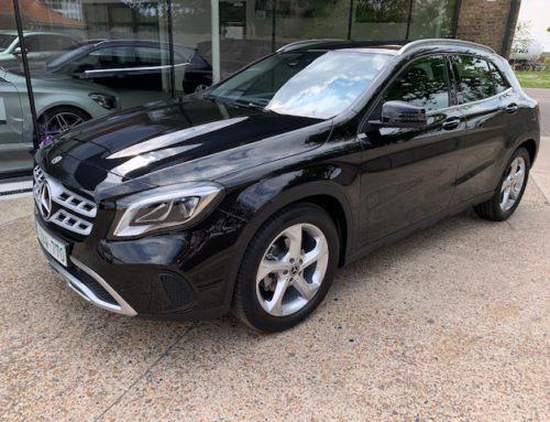 Mercedes GLA 180 Benzine