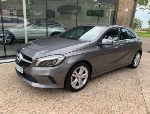 Mercedes A 180 Automaat – Benzine