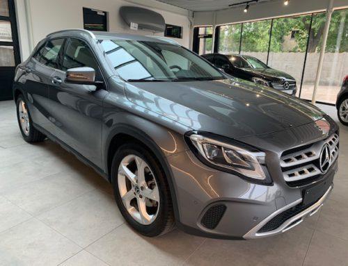 Mercedes GLA 180 – Automaat – Benzine