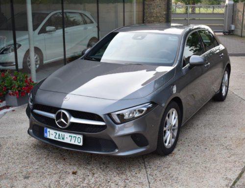 Mercedes A 180 Automaat – Diesel