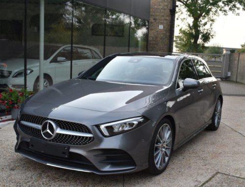 Mercedes A 180 AMG line  Automaat – Benzine