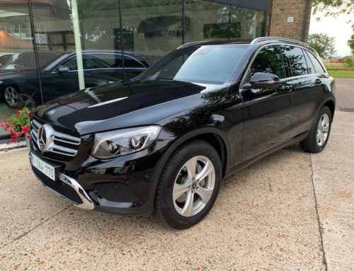 Mercedes GLC 220 d 4Matic Automaat