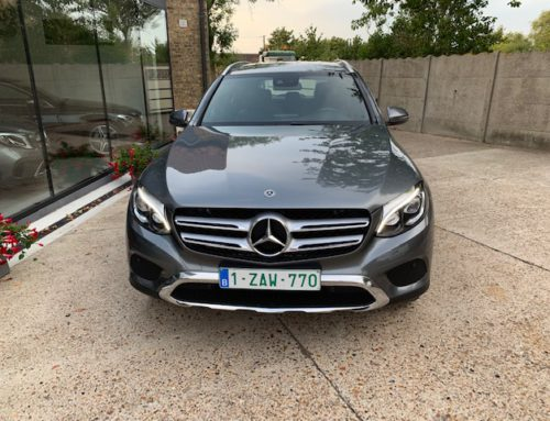 Mercedes GLC 220 d 4M exclusive Automaat