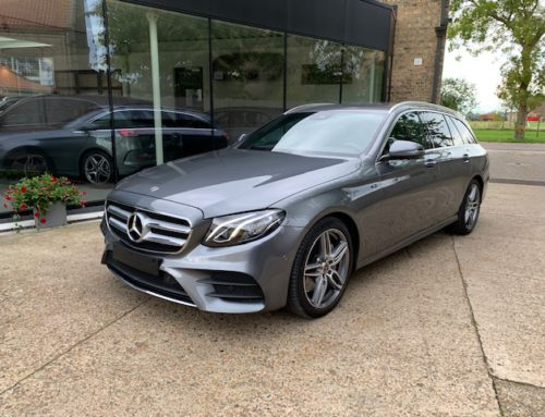 Mercedes E break 220 d AMG line interieur/AMG sportpakket interieur