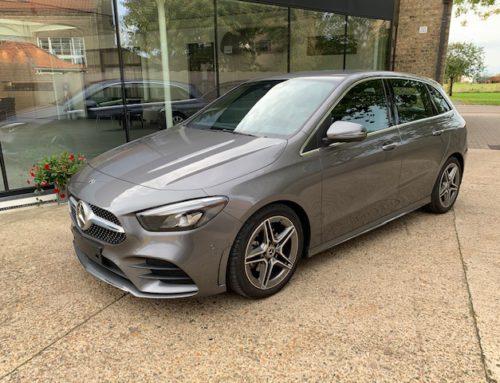 Mercedes B 180 Automaat nieuw model