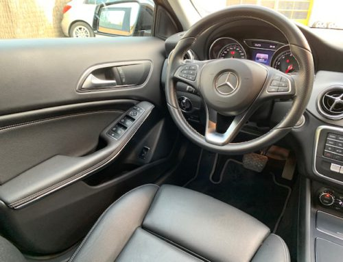 Mercedes GLA 180 Benzine night pakket Automaat