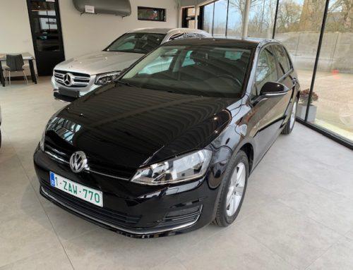 Volkswagen golf 7 – Benzine – Lounge uitvoering