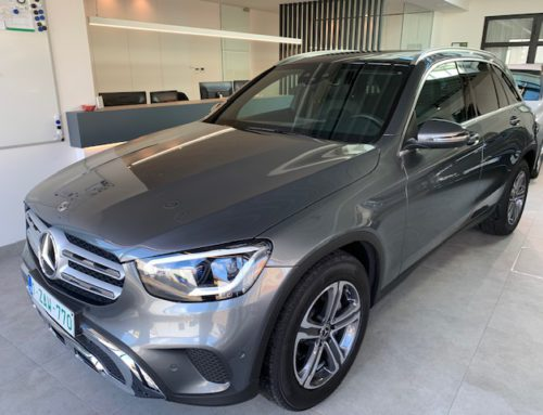 Mercedes GLC 220 d 4MATIC Facelift – AMG interieur – Panoramadak
