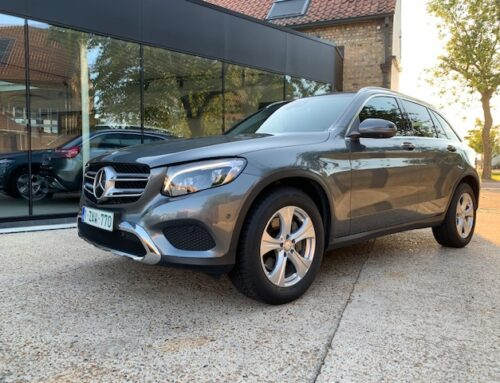 Mercedes GLC 220 d exclusief int. ext. – 360 ° camera – distronic – pakeersensoren