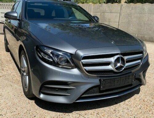 Mercedes E300 de Break – Hybr. D/E – Automaat