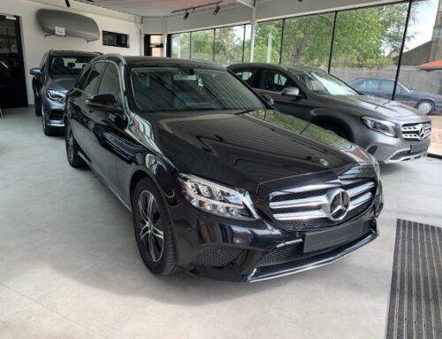 Mercedes break C 200 break – Diesel – Automaat