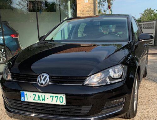 Volkswagen golf 7 Club & Lounge uitvoering – Benzine –