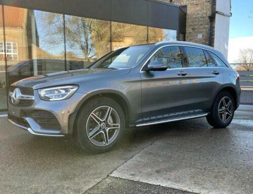 Mercedes GLC 220 d – Bouwjaar: 06/2019 – AMG line