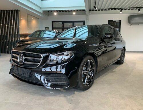 Mercedes E 300 DE T AMG – Bj. Oktober 2019 – Hybrid Diesel/Elektro – 10662 km