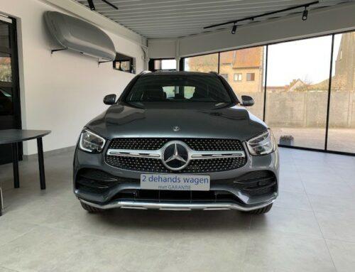 Mercedes GLC 220 d – Bouwjaar: 06/2019 – AMG line + achteruitrijcamera