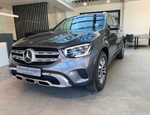Mercedes GLC 200 d – Leder – Achteruitrijcamera – Bouwjaar: Sept. 2019 – 6500 km