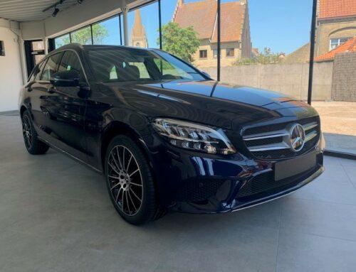 Mercedes C 200 d Break – Automaat – Bj. Nov. 2019 – 17600 km