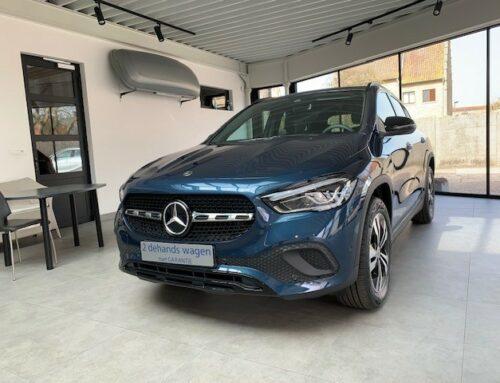 Mercedes GLA 200 Benzine – 50 km – Bj. Sept. 2020